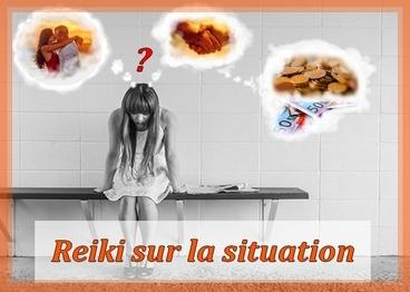 Reiki sur la situation - Noellia Chami énergéticienne